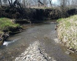 Рыбалка на маленьких речках